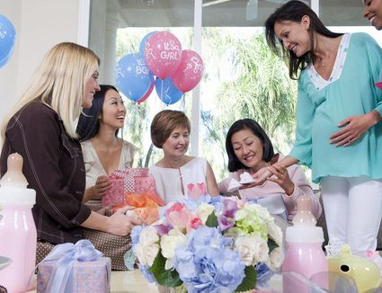 Who Is Supposed to Throw a Baby Shower?
