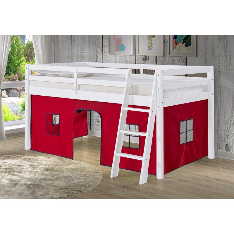 Zoomie Kids Gladwin Twin Loft Bed