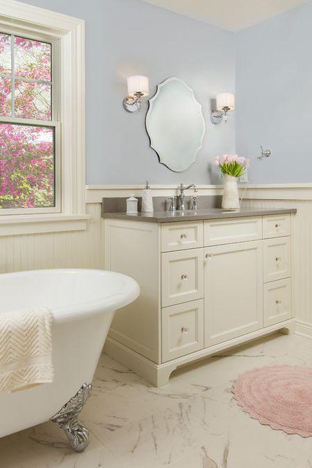 19 French Country Bathroom Design Ideas
