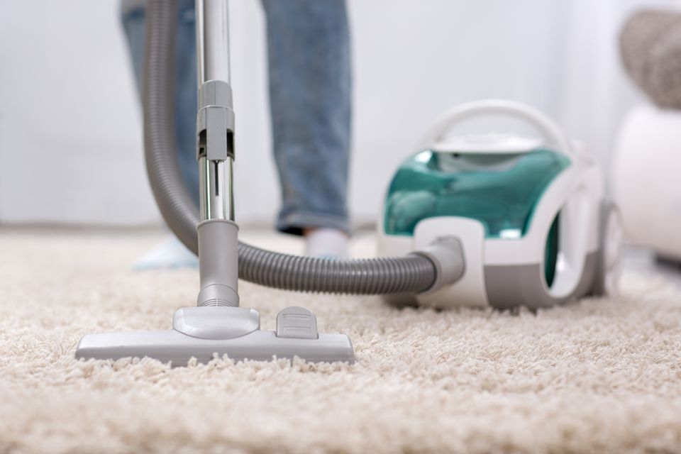 Carpet vaccum cleaner
