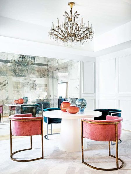 18 Gorgeous Modern Dining Rooms