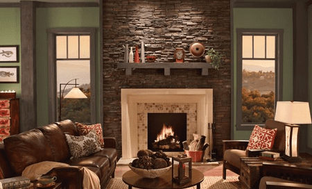 Choosing Color For Your Family Room