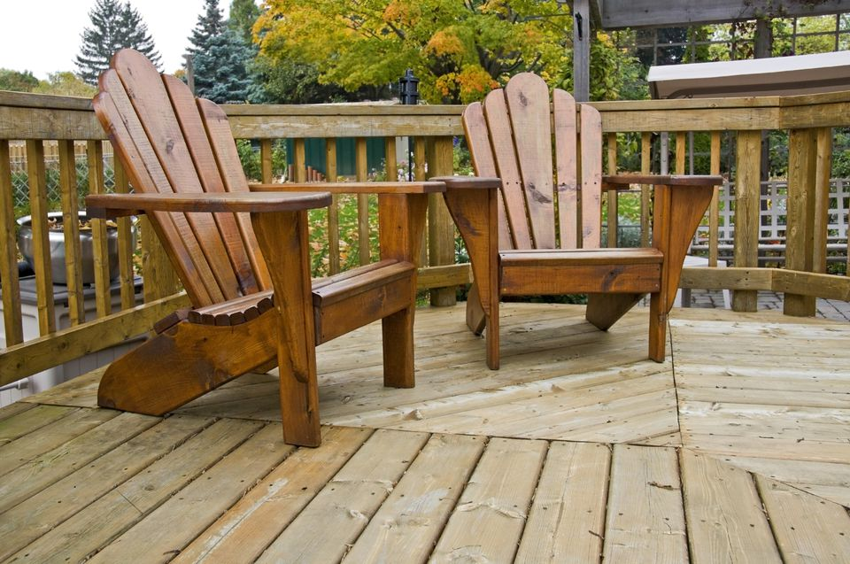A Brief History Of The Adirondack Chair