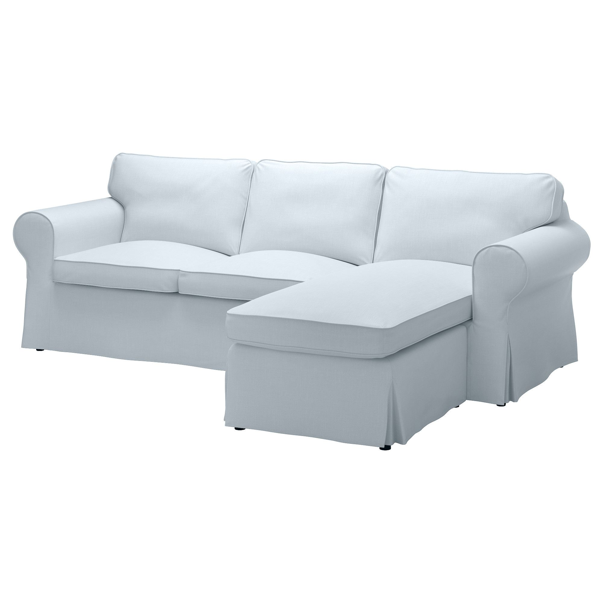 EKTORP Sofa With Chaise
