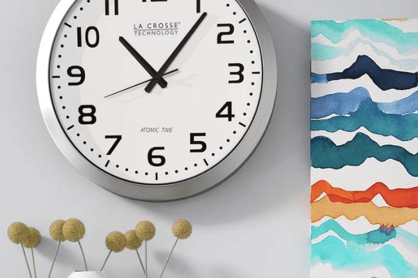 la-crosse-wall-clock