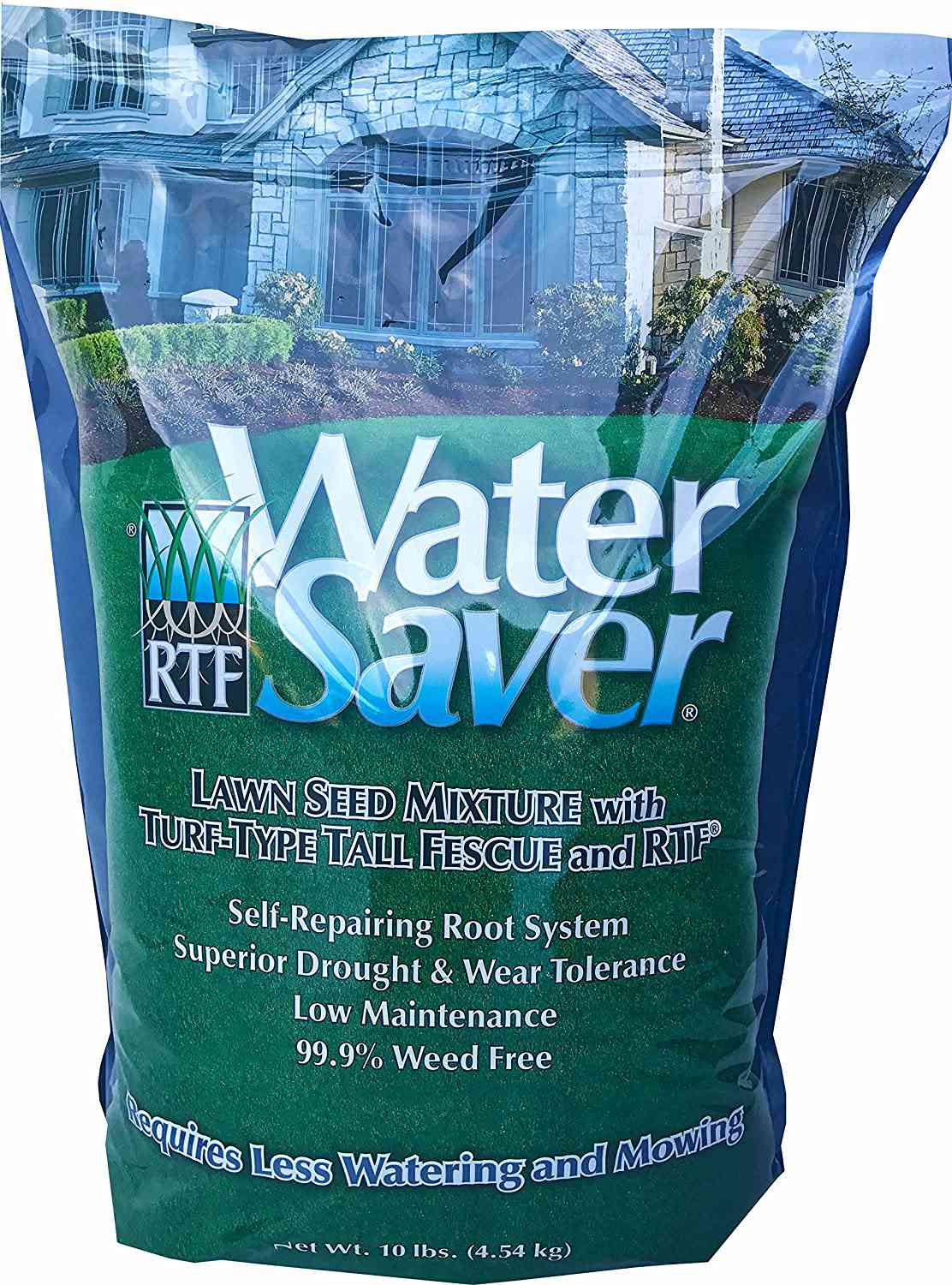 Lawn Seed Mixture