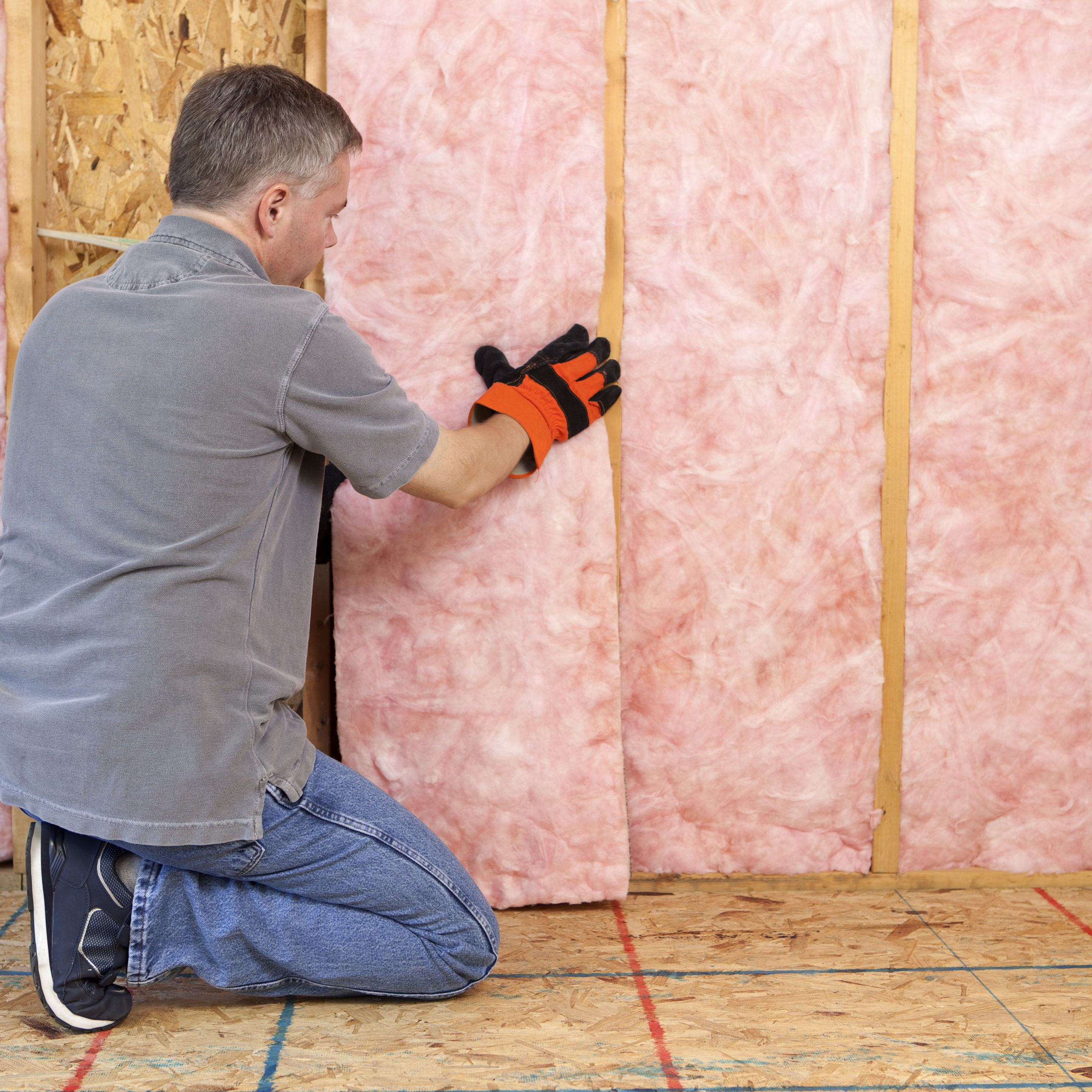 How to Install Insulation Without Drywall in Open Walls
