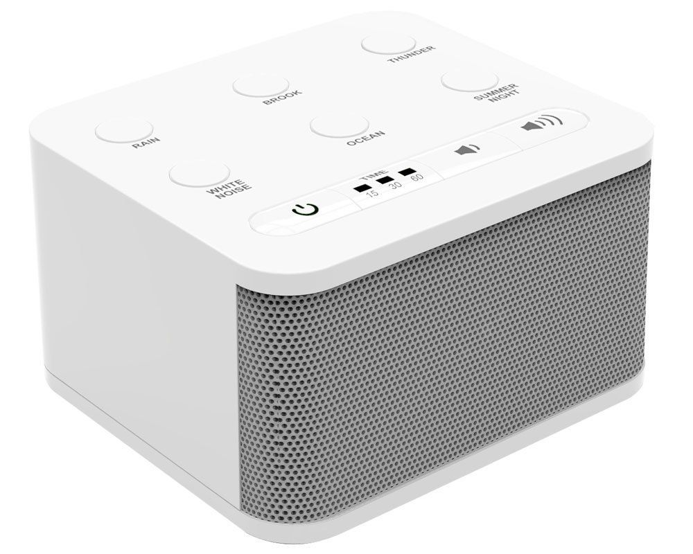 The 7 Best White Noise Machines To Buy In 2018