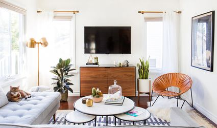 Mid-century-inspired-small-living-room