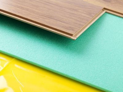 Laminate Underlayment Pros And Cons - What do i put under laminate flooring