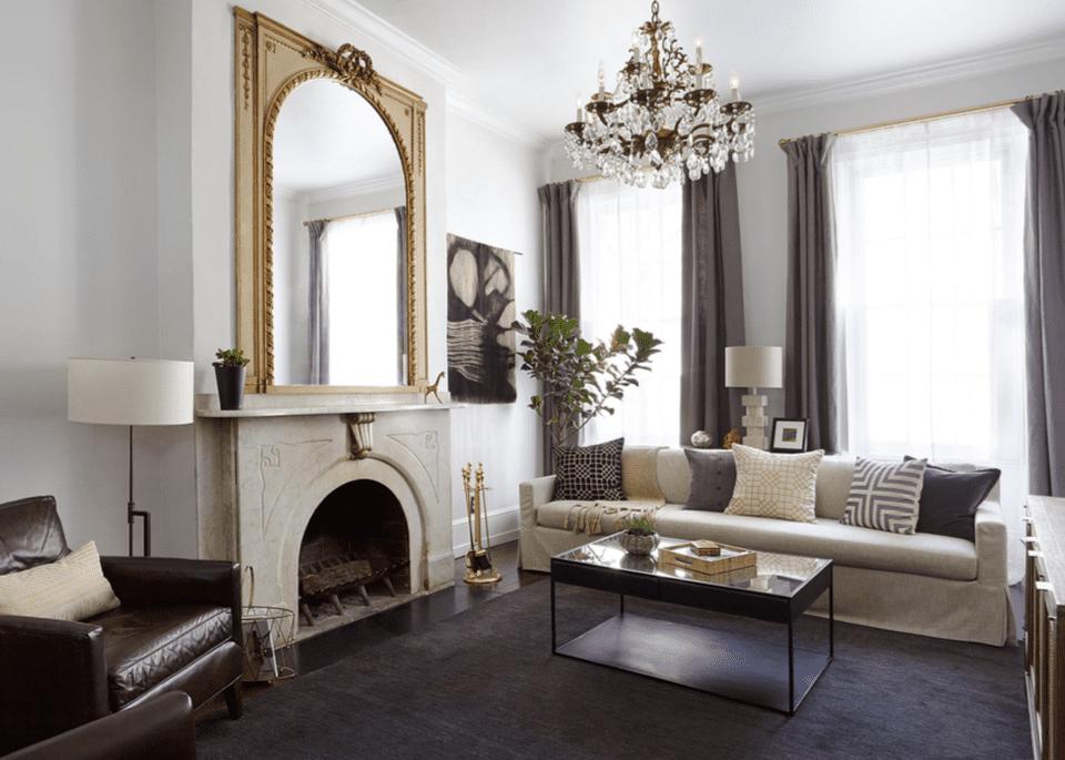 Historical Luxury In A Philadelphia Home