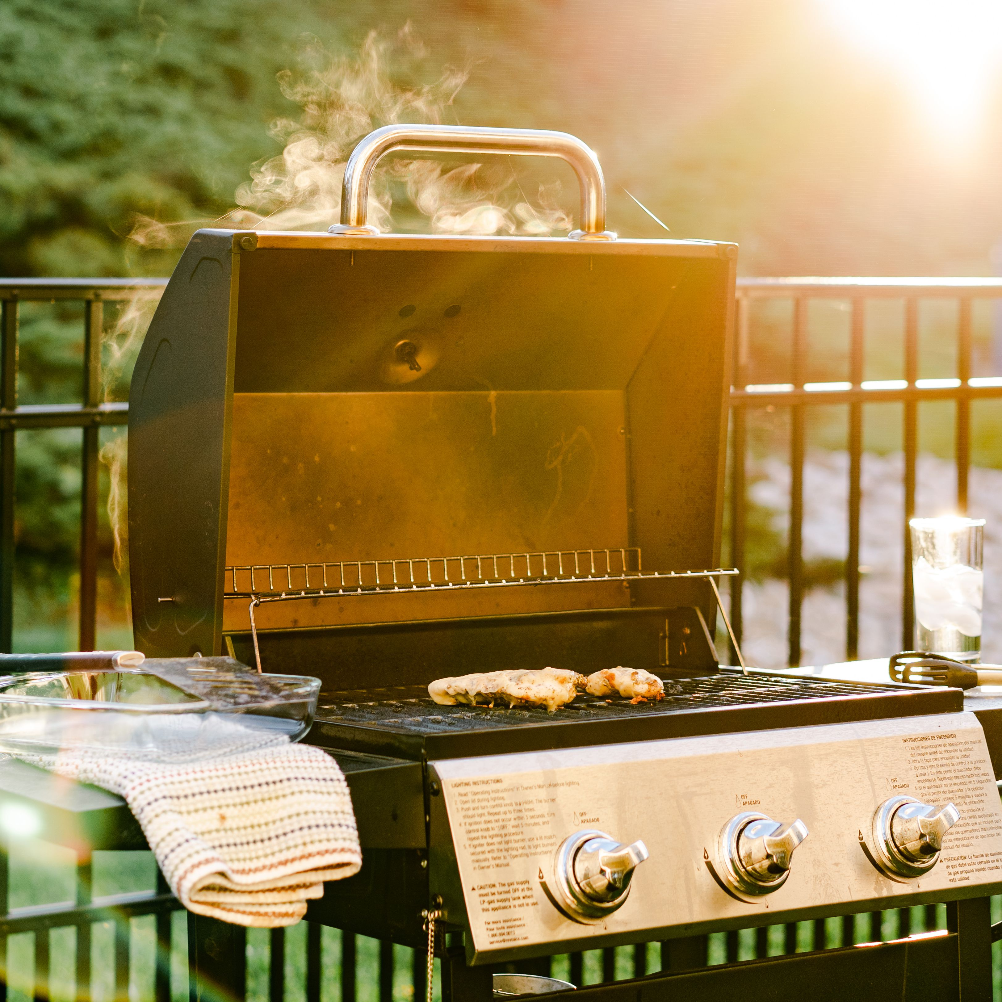 How To Clean A Cast Iron Grill