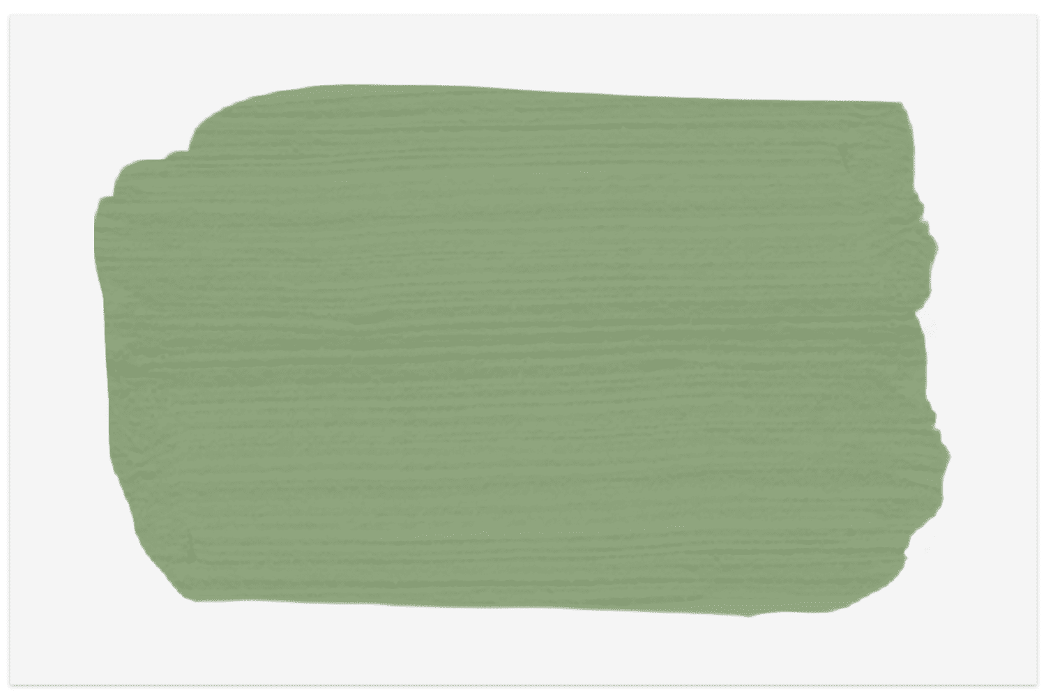 Avocado Toast paint swatch from Clare