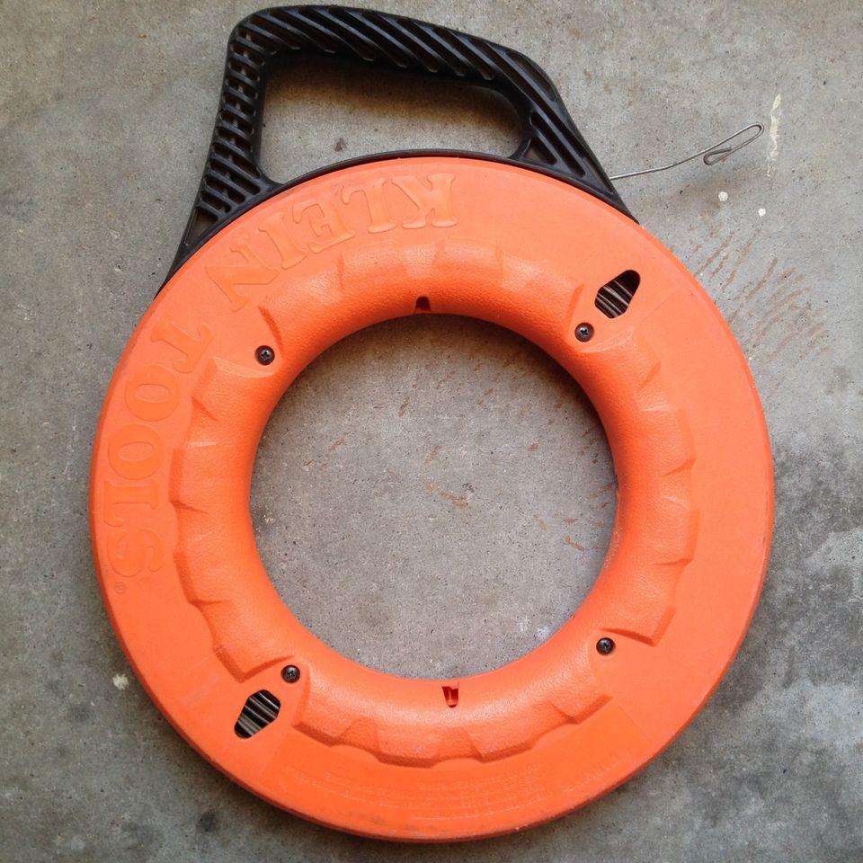 Klein Tools fish tape