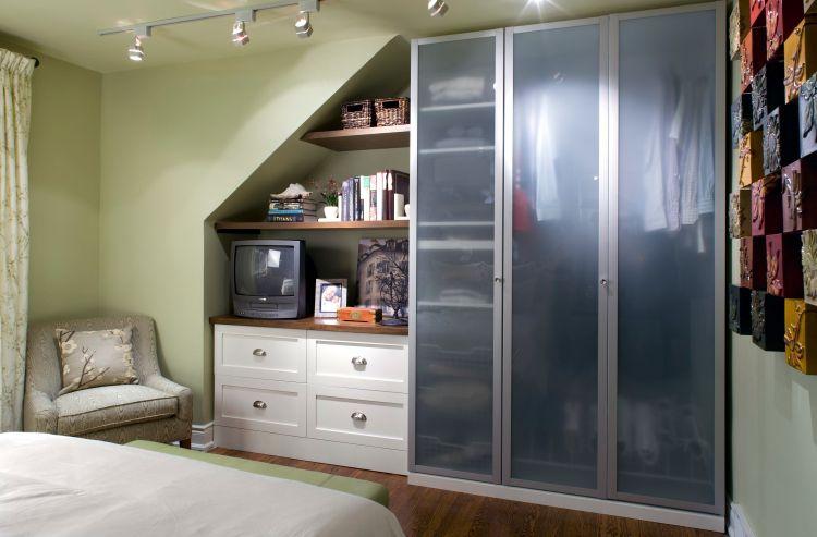 Dormitorio 2 después del segundo disparo de cambio de imagen