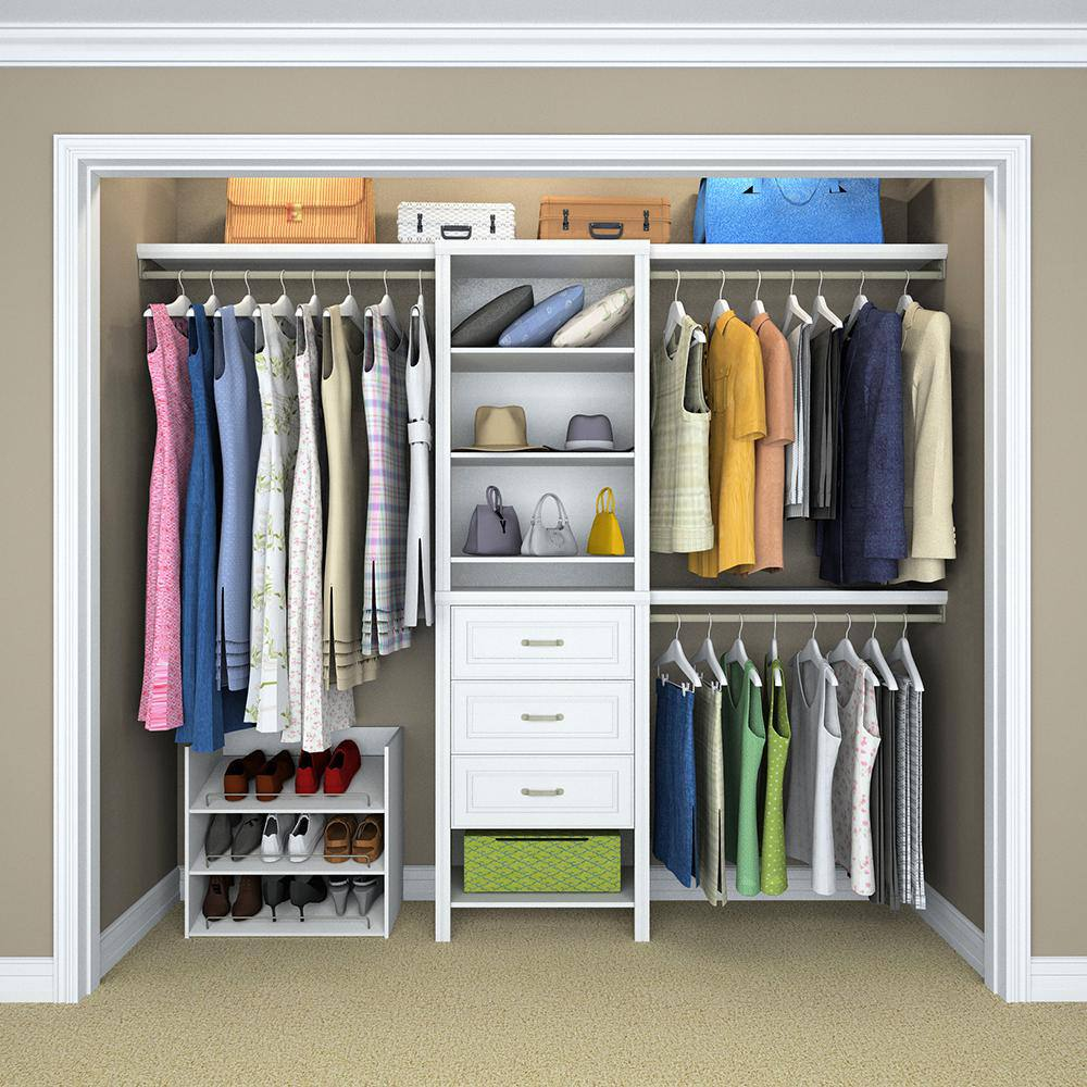 Elegant Ready to assemble Closet Cabinets