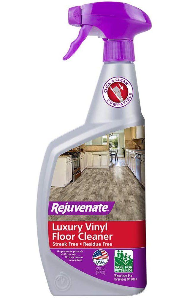 Rejuvenate Luxury Vinyl Floor Cleaner
