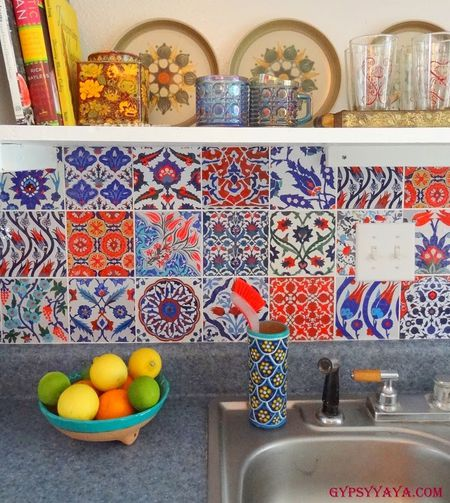 Remarkable Diy Kitchen Backsplash Ideas Home Remodeling Inspirations Genioncuboardxyz