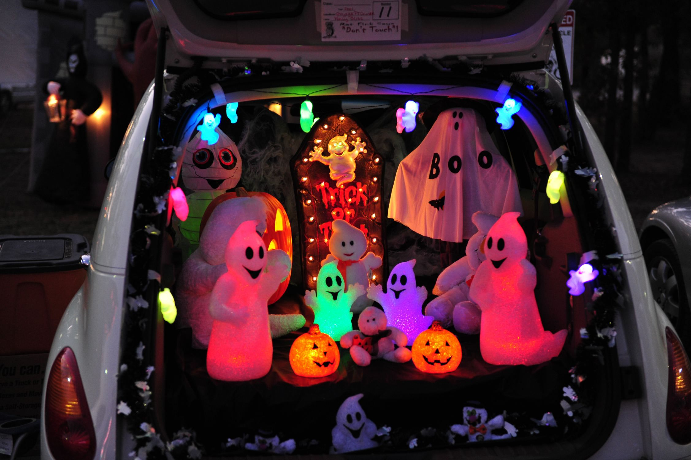 Trunk Or Treat Theme Ideas For Any Size Vehicle