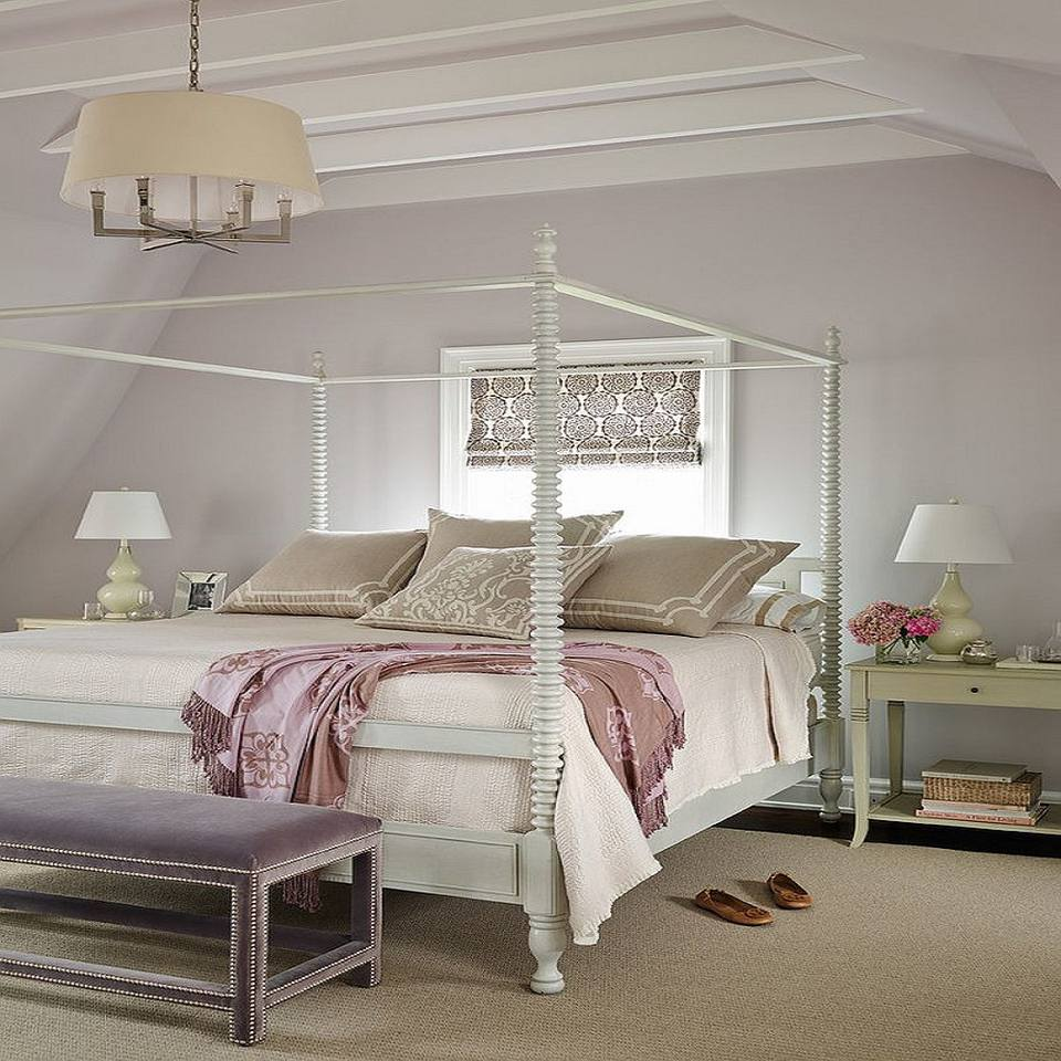 Pink Bedroom Ideas That Can Be Pretty And Peaceful Or: 10 Strategies For Relaxing, Beautiful Bedrooms