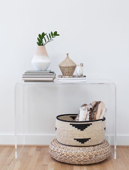 decorative wall baskets west elm.htm 7 essential design elements for a stylish and organized entryway  essential design elements for a stylish