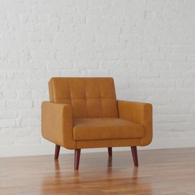 Better Homes & Garden NOLA Modern Chair with Arms