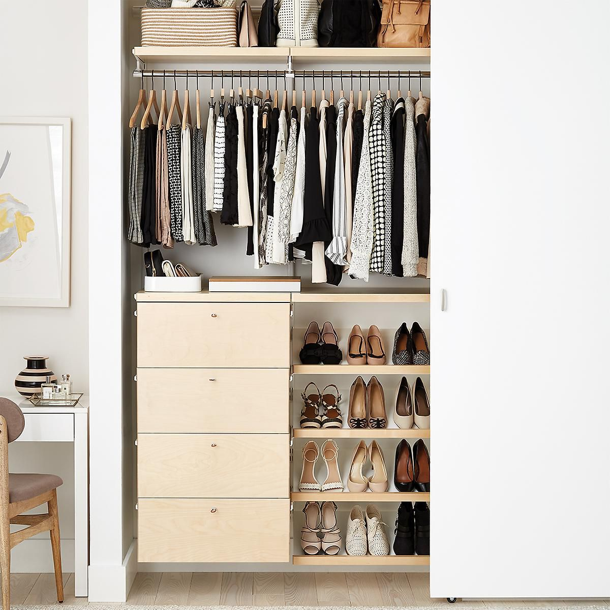 Do It Yourself Home Design: The 8 Best Closet Systems Of 2019
