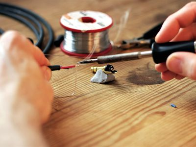 Tips on Tinning Stranded Electrical Wires