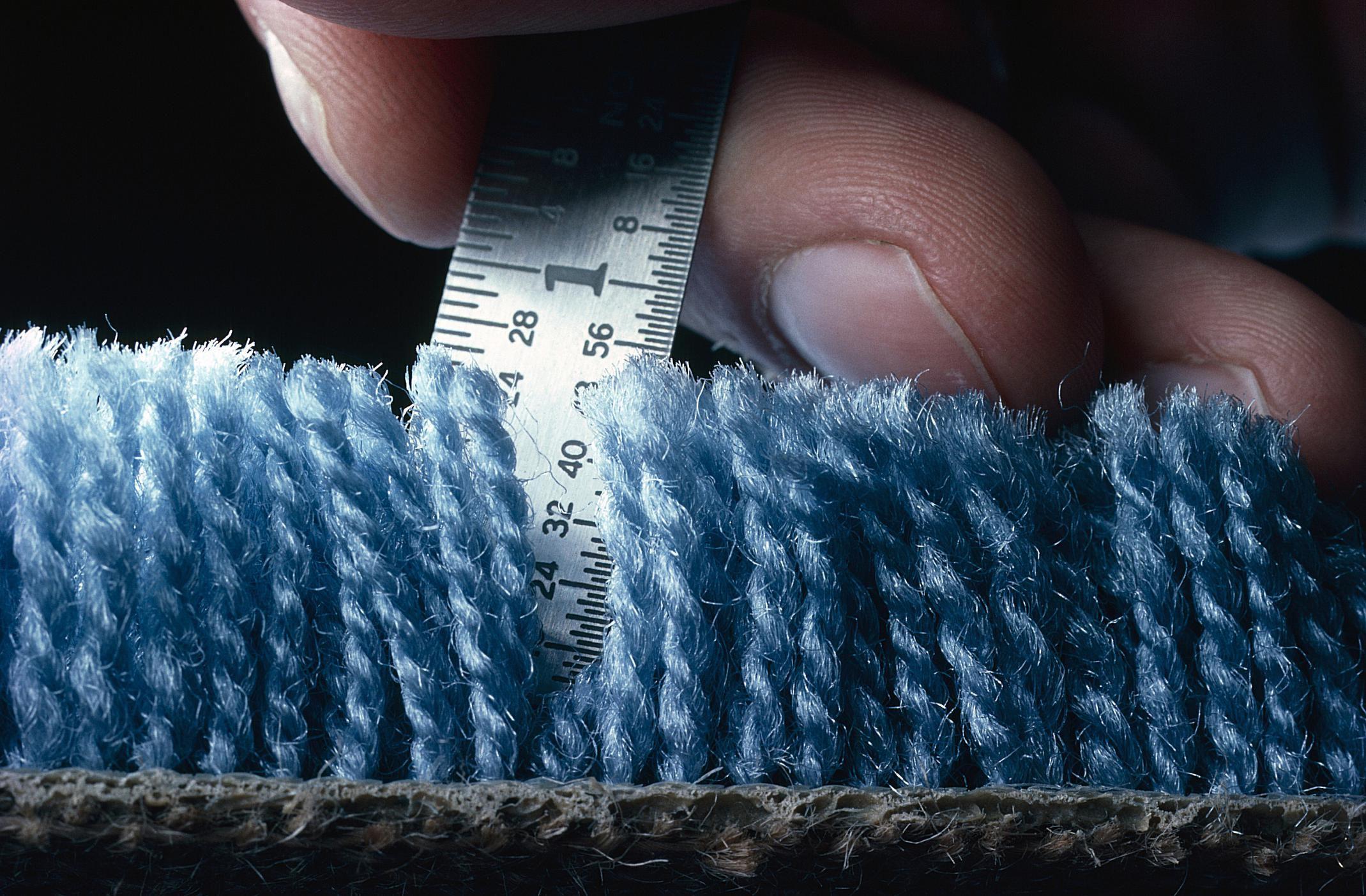 Carpet Fiber Twist