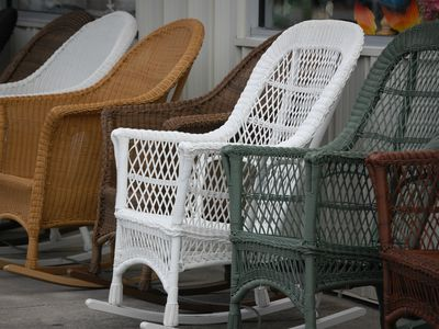 A Guide To Wicker Outdoor Furniture