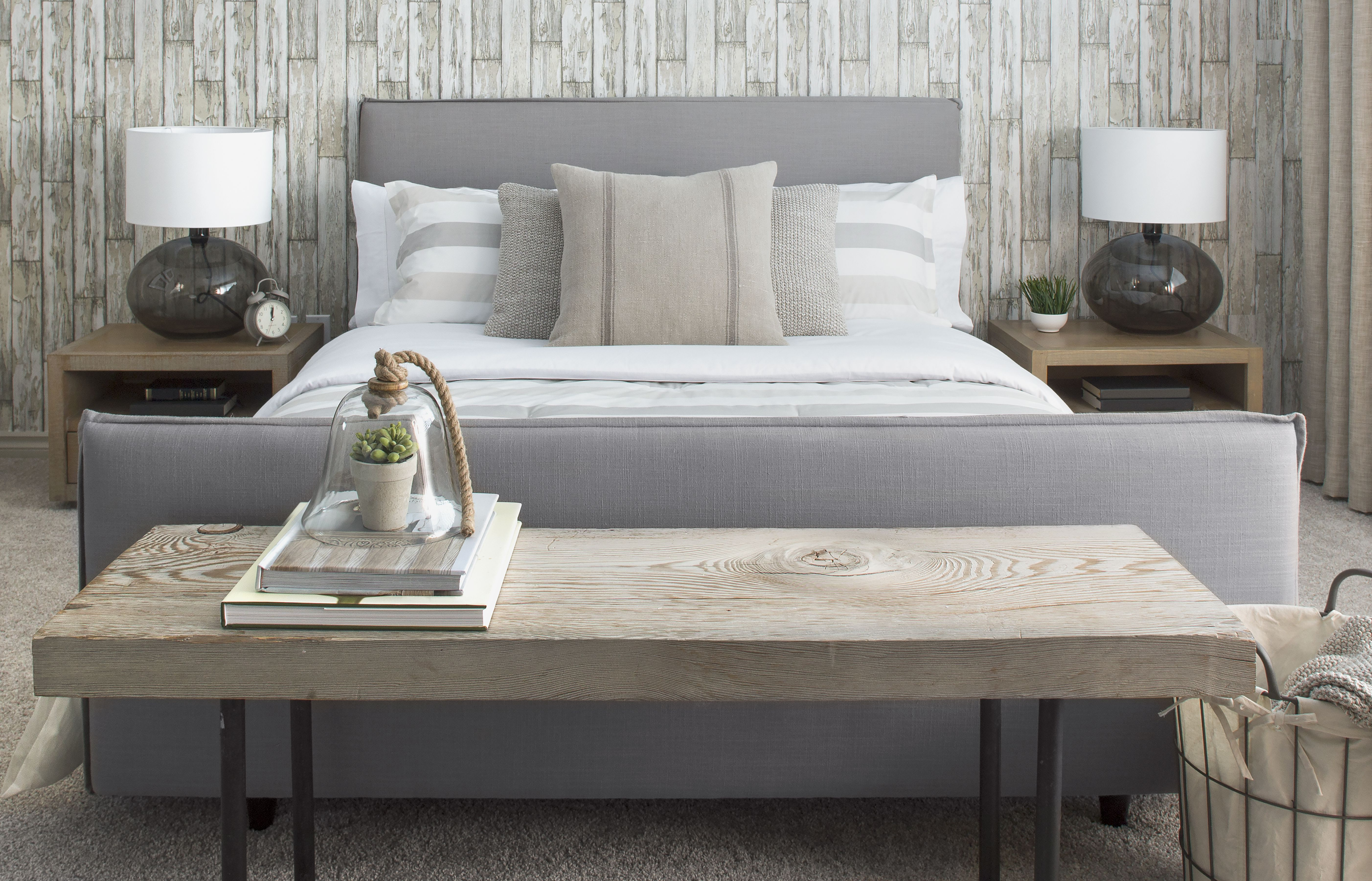 11 Great Furniture Ideas for the Space at the Foot of Your Bed