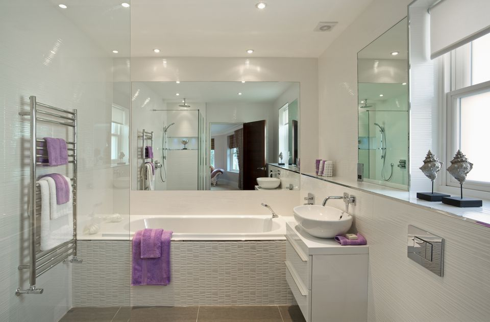 Lovely Guest Bathroom