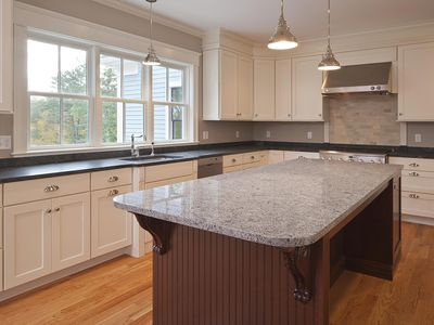 Kitchen Countertops on installing new cabinets to countertops, corian countertops, install new laminate countertops,