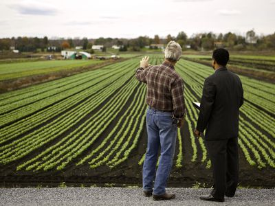 Writing Your Own Small Farm Business Plan