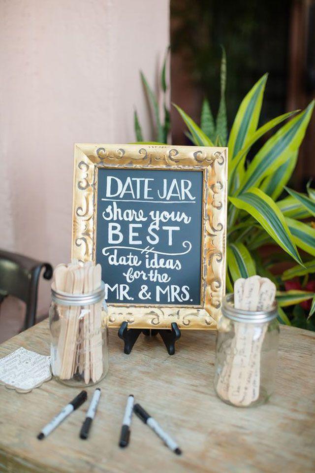 Creative Wedding Guest Book Ideas