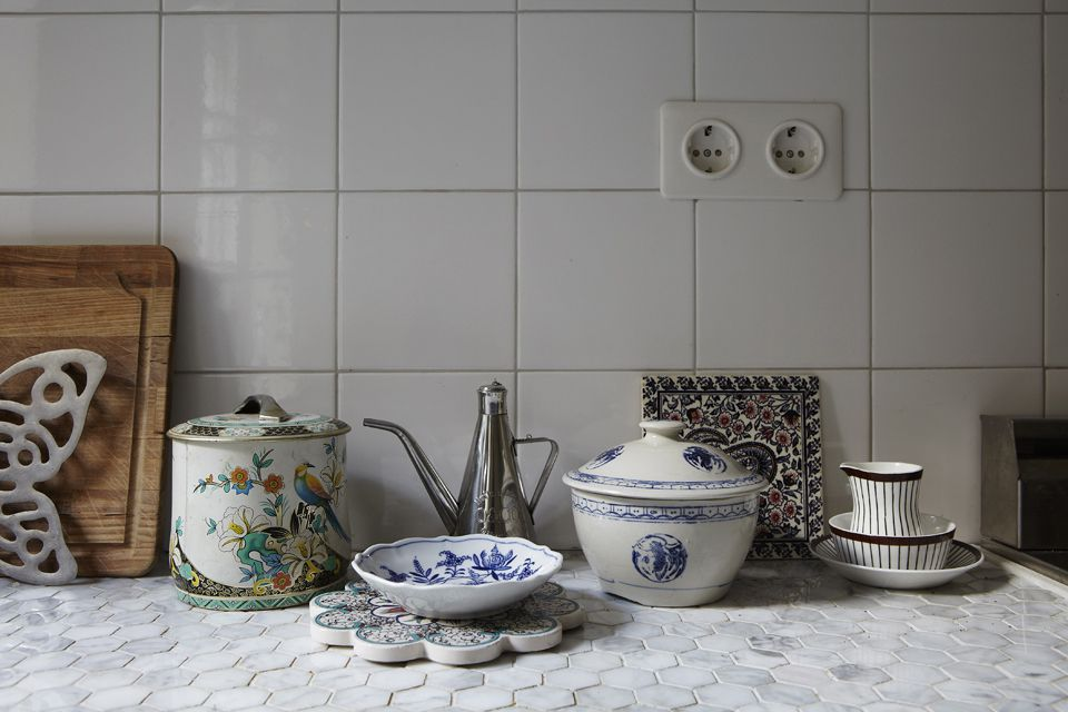 18 Tile Kitchen Countertops That are Surprisingly Fresh