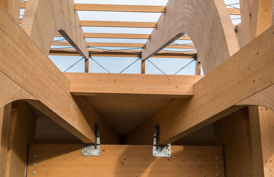 Laminated Veneer Lumber LVL