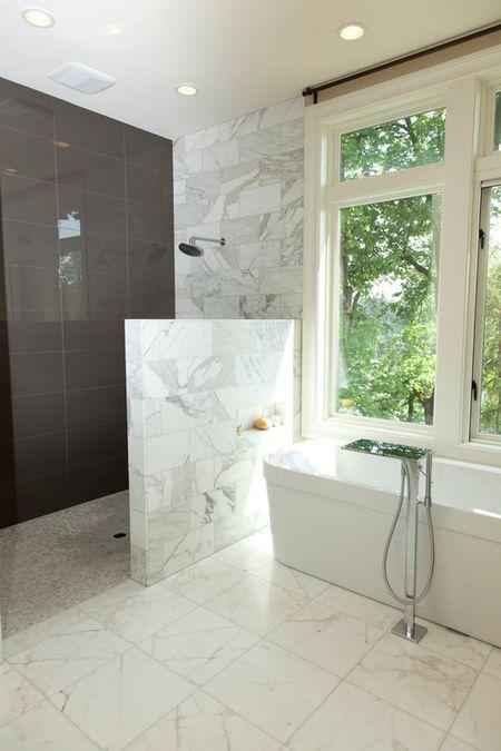 half bathroom spa, half bathroom curtain, half bathroom countertops, half bathroom sinks, on half bathroom shower design