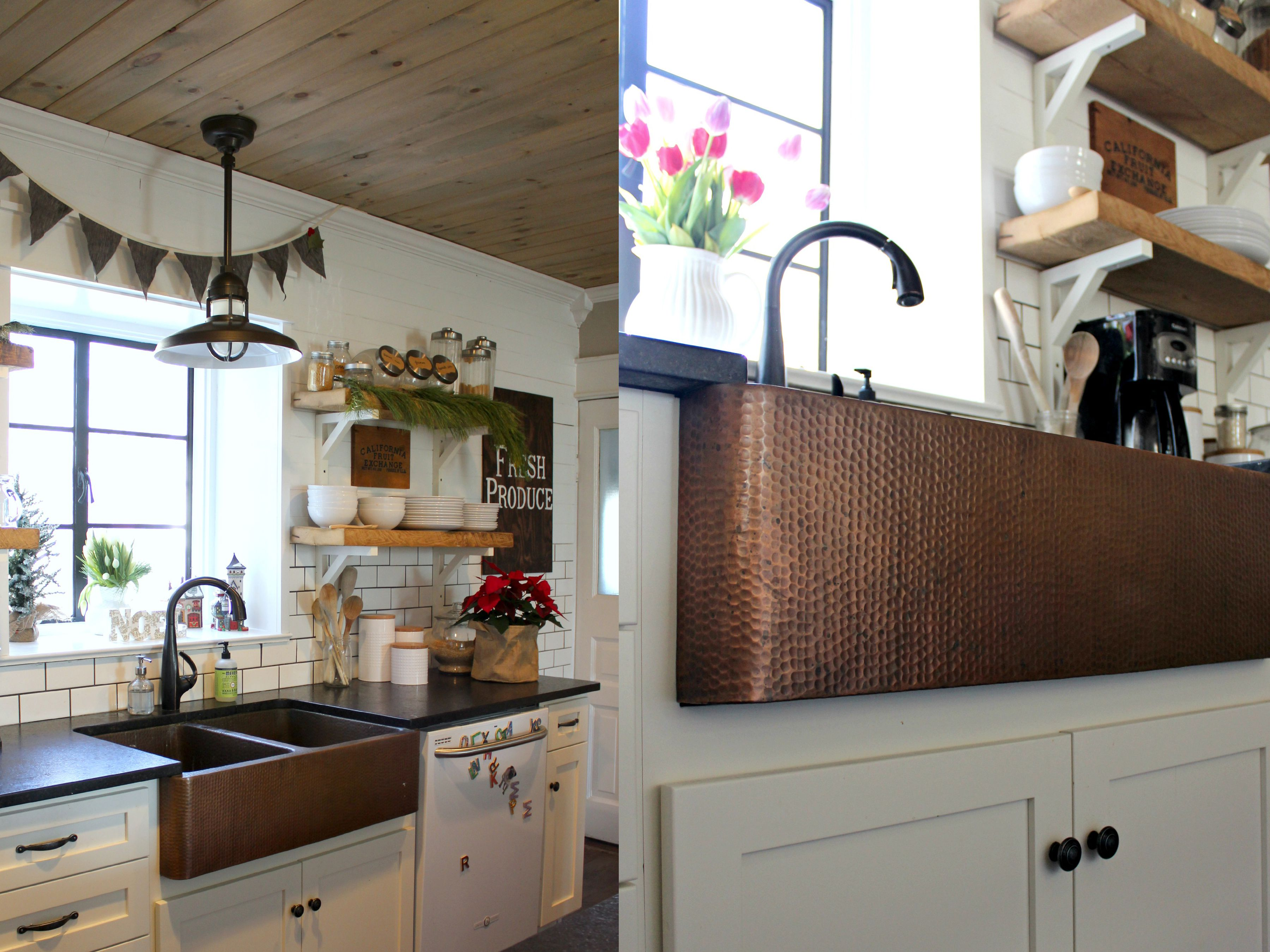 10 Drool Worthy Farmhouse Sinks For Kitchens