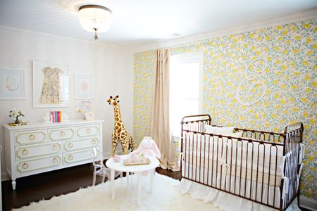 Yellow And Green Fl Nursery