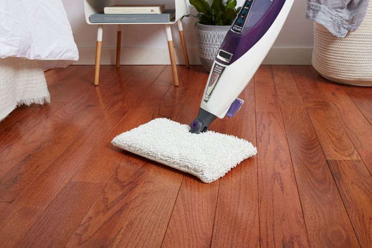 How To Steam Clean Hardwood Flooring
