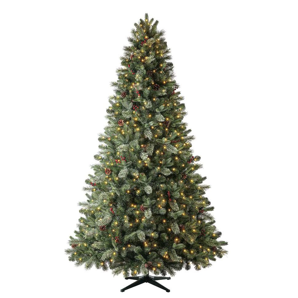 Home Accents Holiday Westwood Pre-lit Artificial Christmas Tree