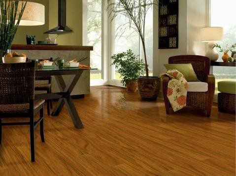 Golden oak laminates
