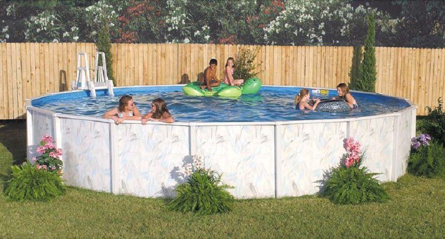 Embassy Riviera Above Ground Pool Pools