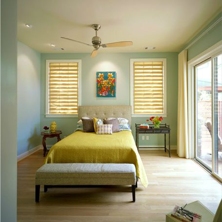 Bedroom Color Ideas Using Pastels