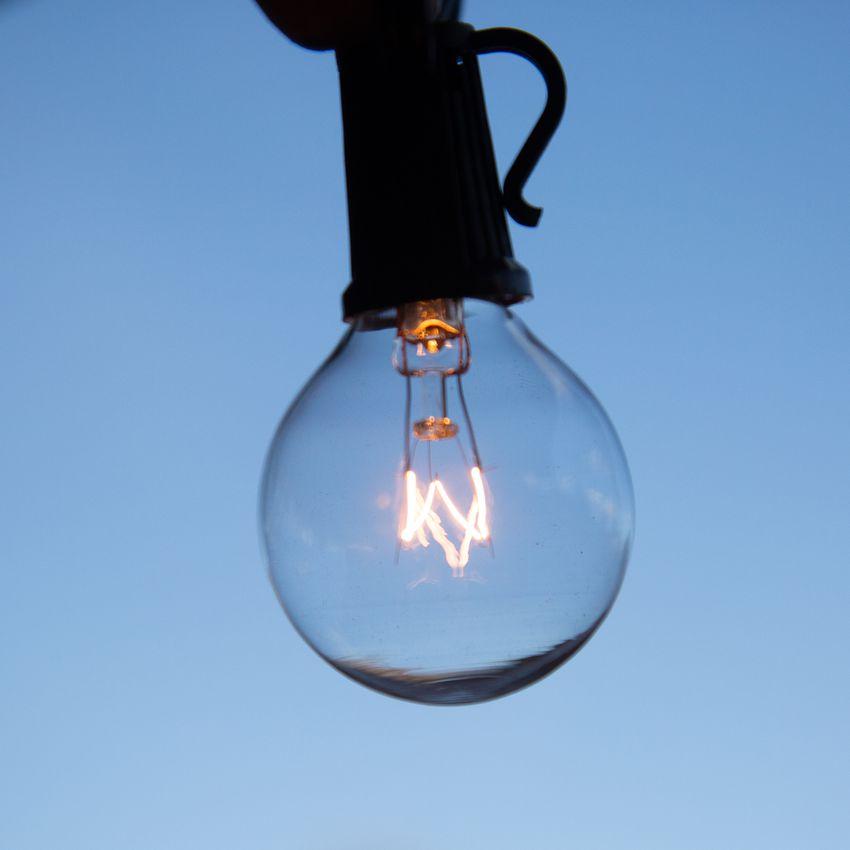 Outdoor Lighting Store Globe Outdoor String Lights