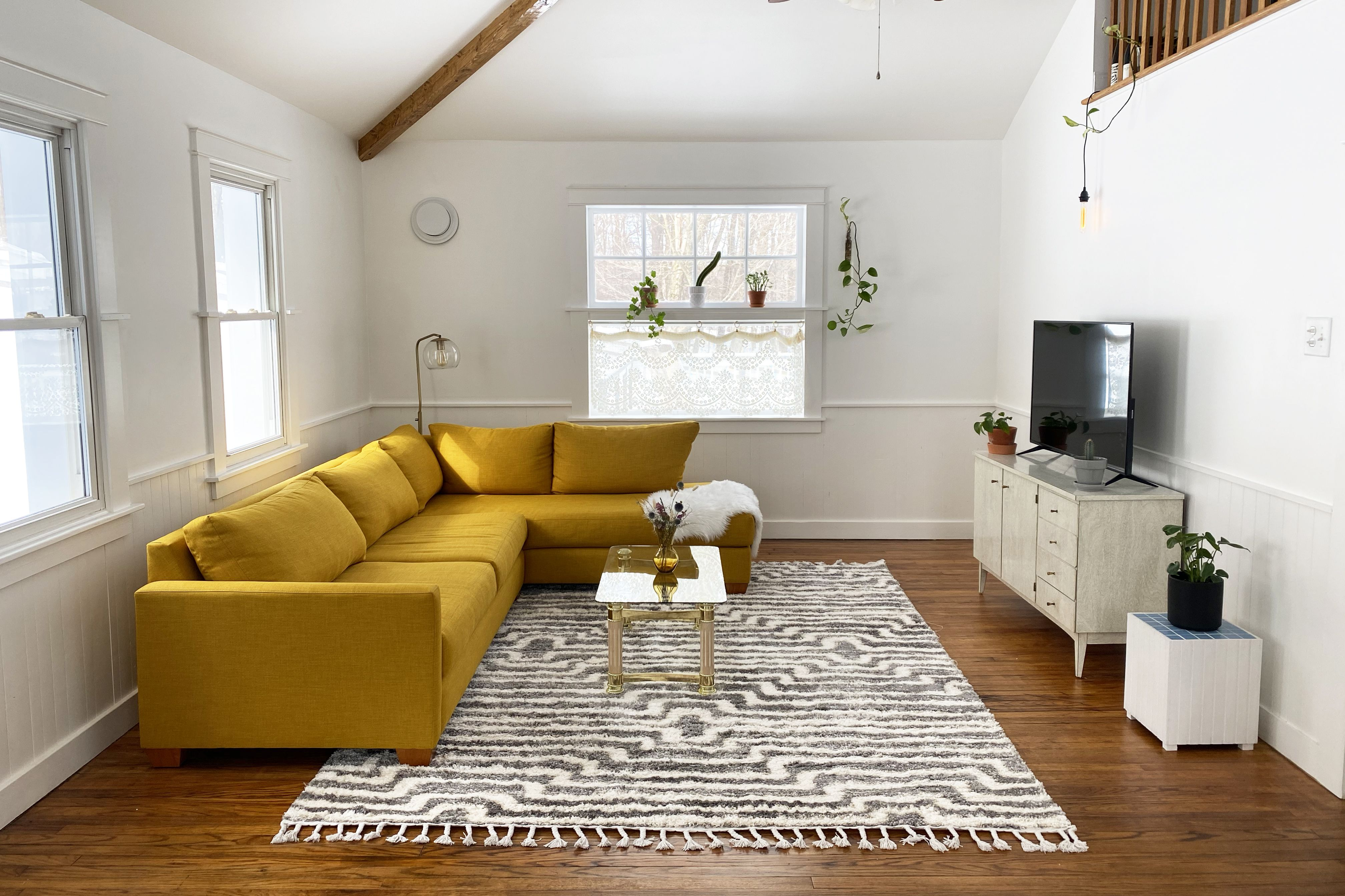 How To Select The Right Size Area Rug, Rugs For Living Room