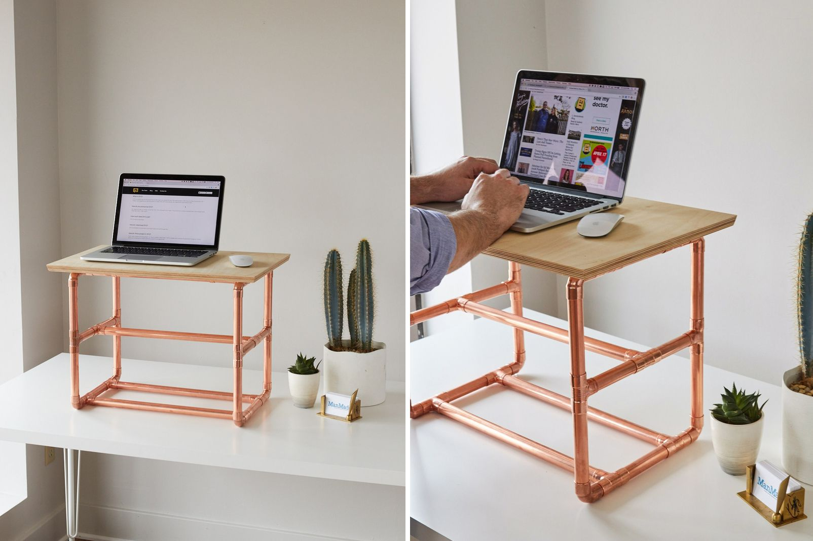 buy popular 3fbb2 6d887 21 Desk Ideas Perfect for Small Spaces