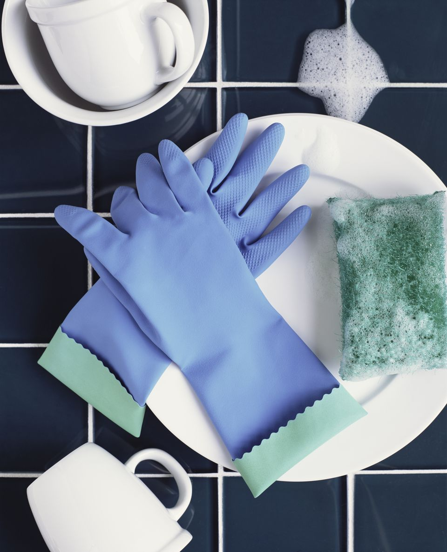 Dish washing supplies