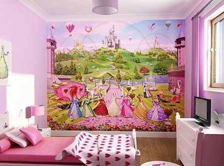 Young Lady Room Decoration